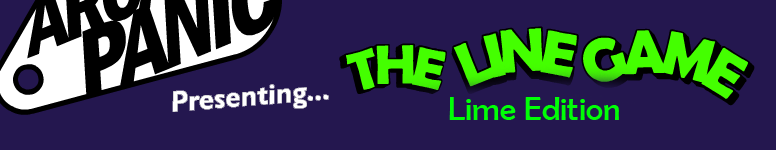 Header image for The Line Game: Lime Edition